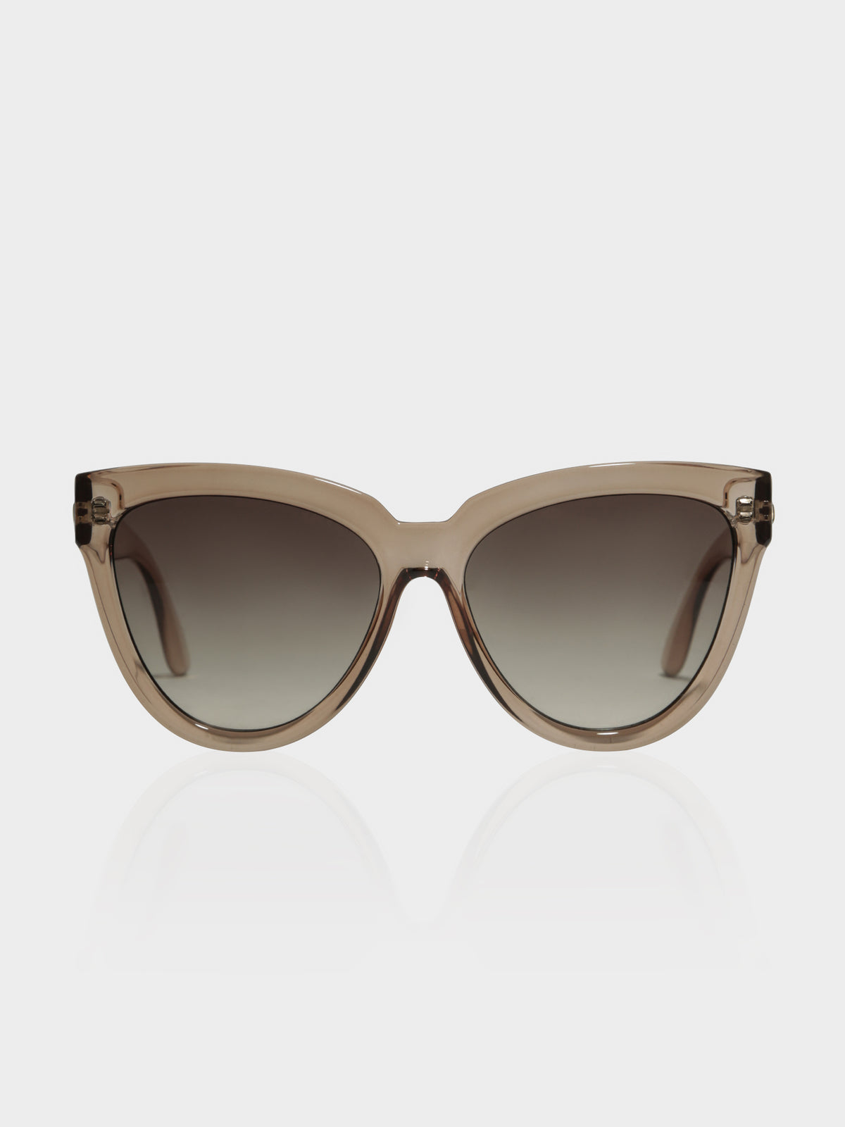 Liar Liar Sunglasses in Cream