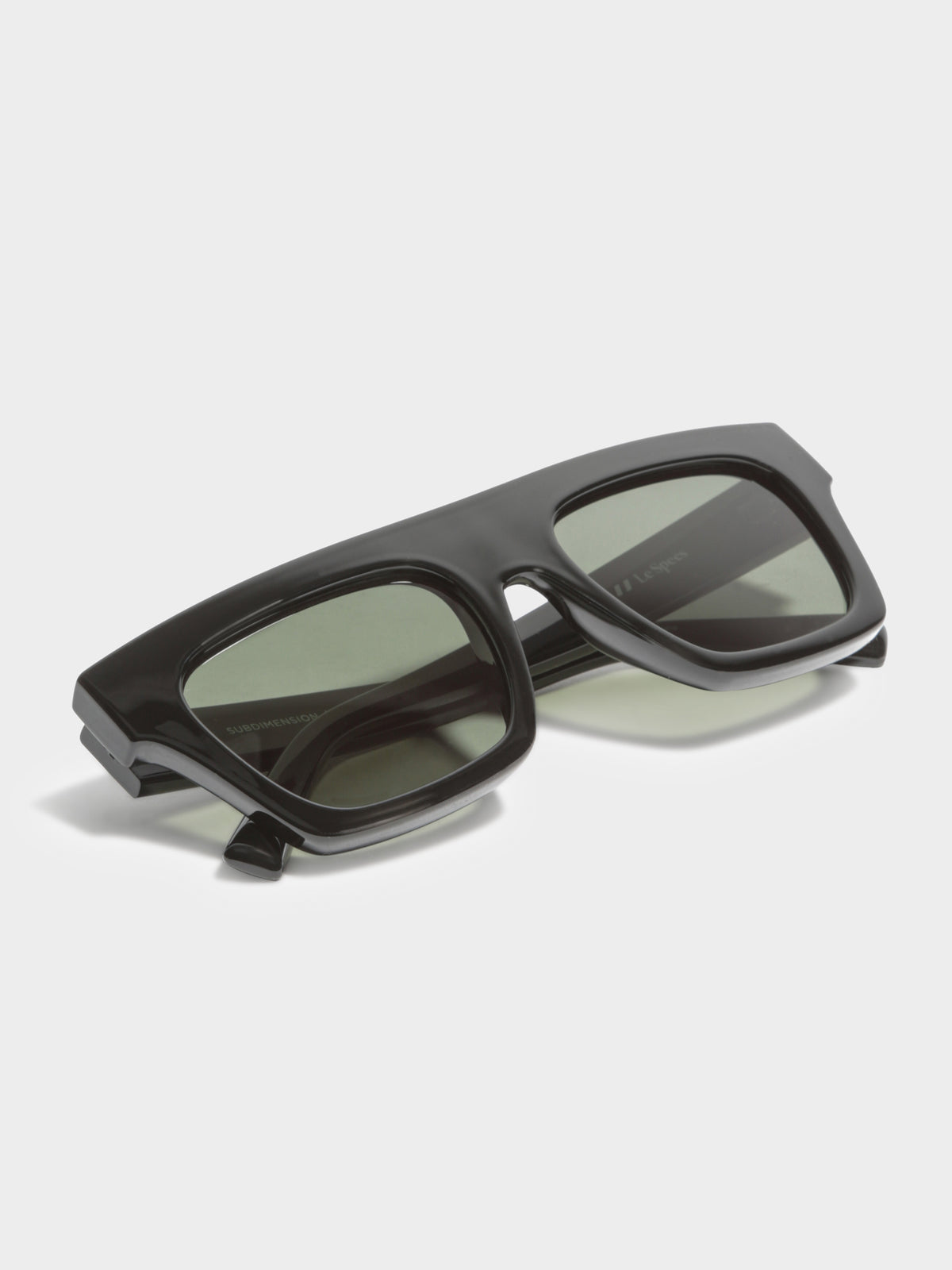 Subdimension Sunglasses in Black