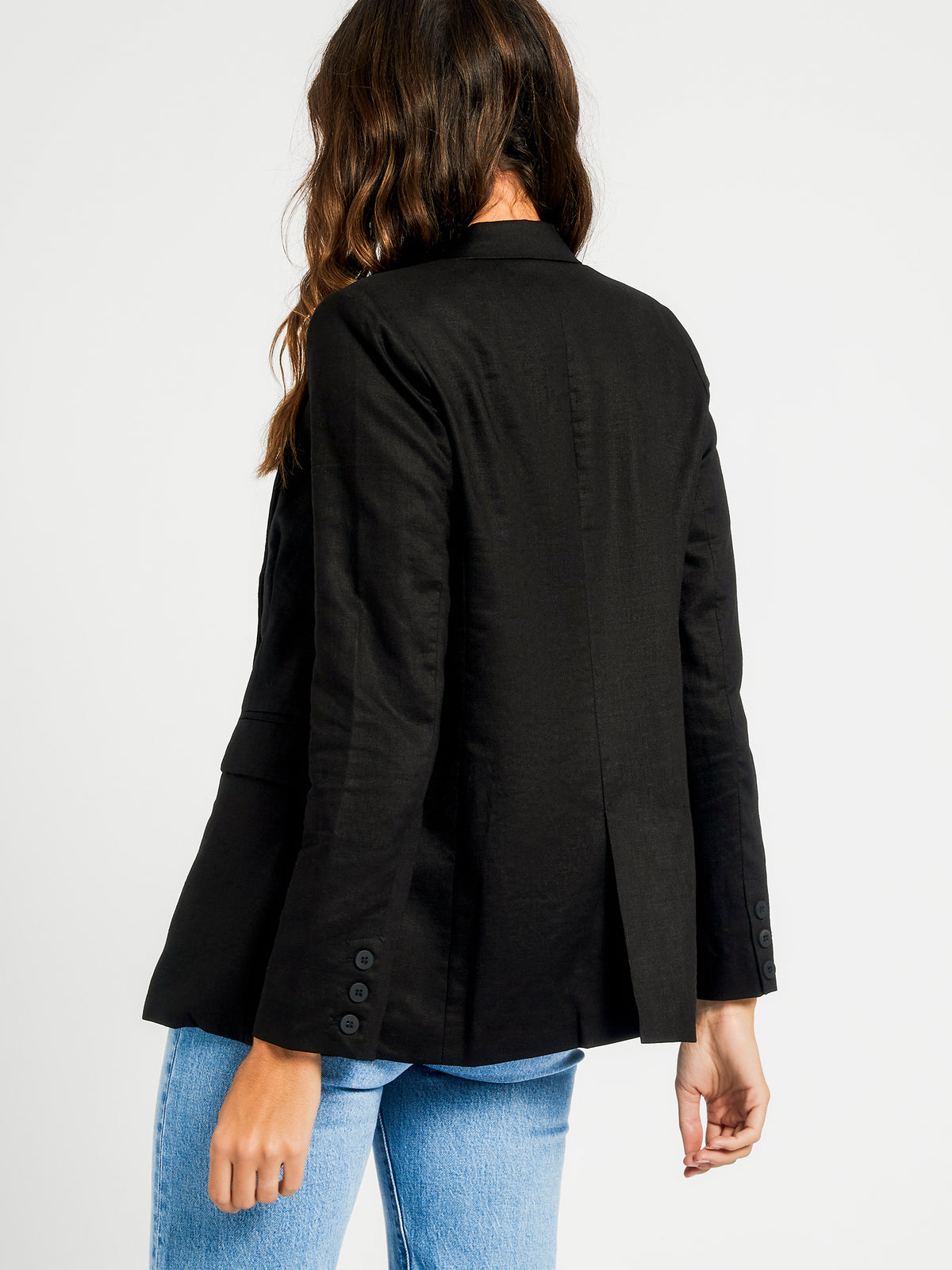 Verona Blazer in Black