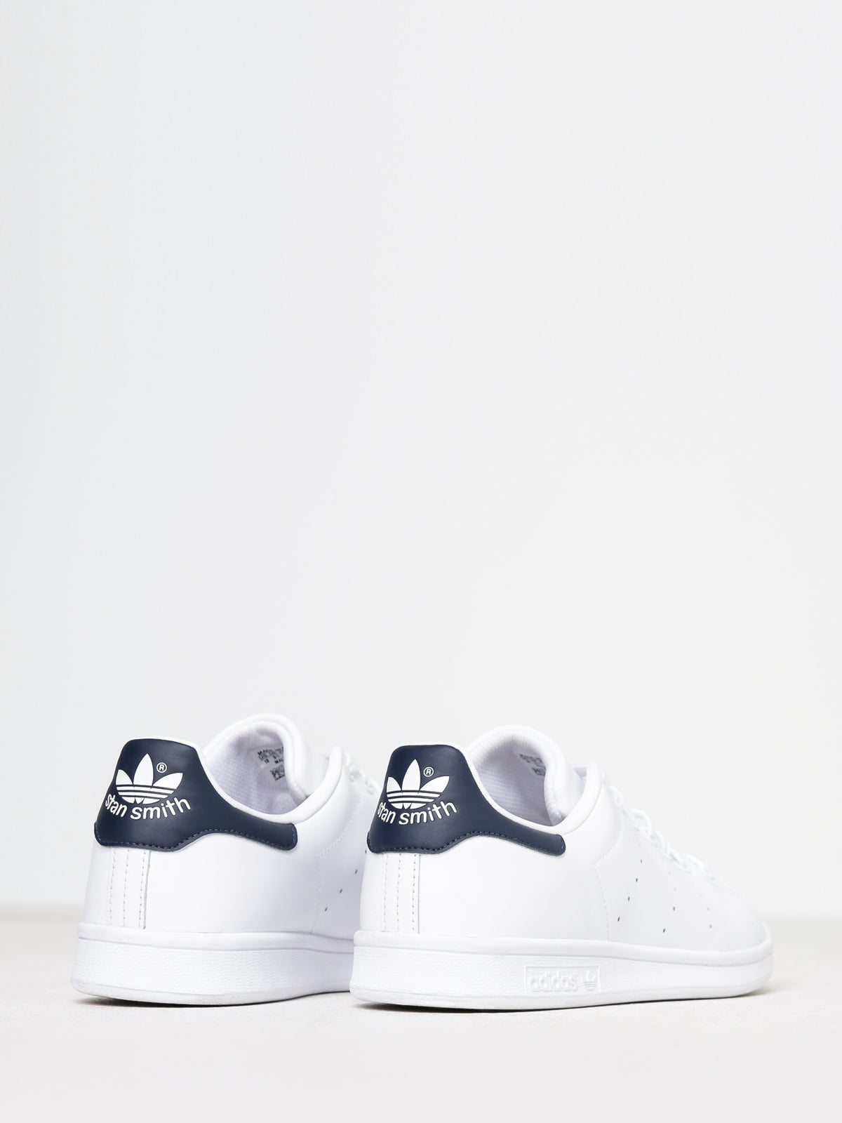 Unisex Stan Smith Sneakers in White & Blue