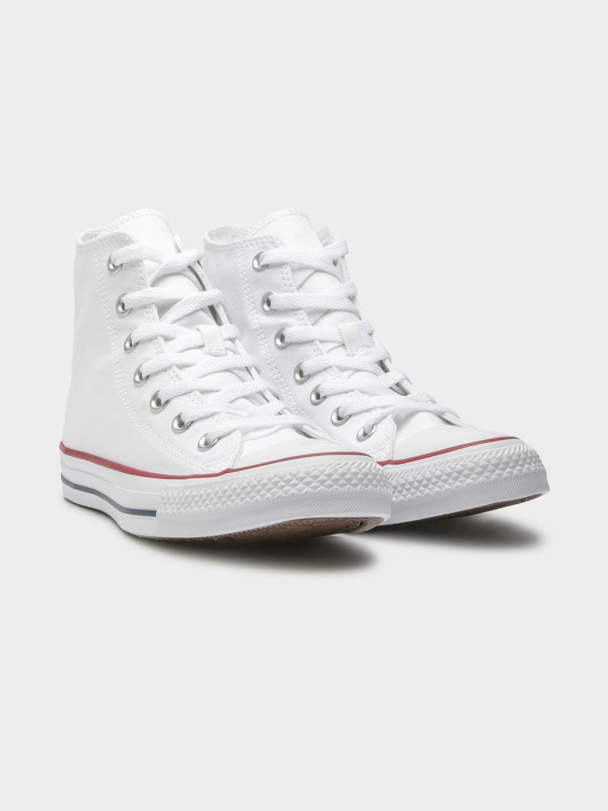Unisex Chuck Taylor All Star High Top Sneakers in Optic White
