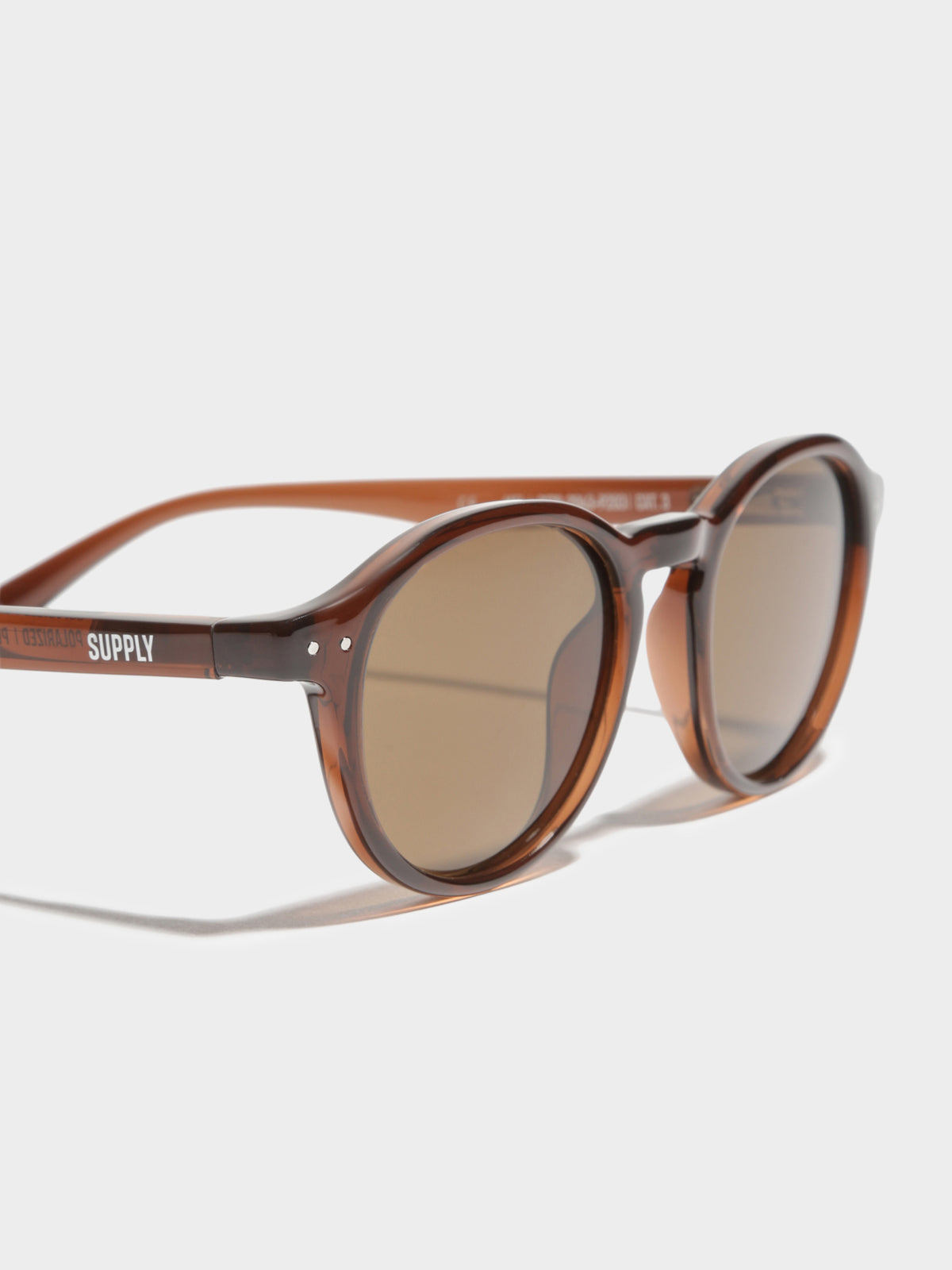 MEL Polarized Sunglasses in Brown