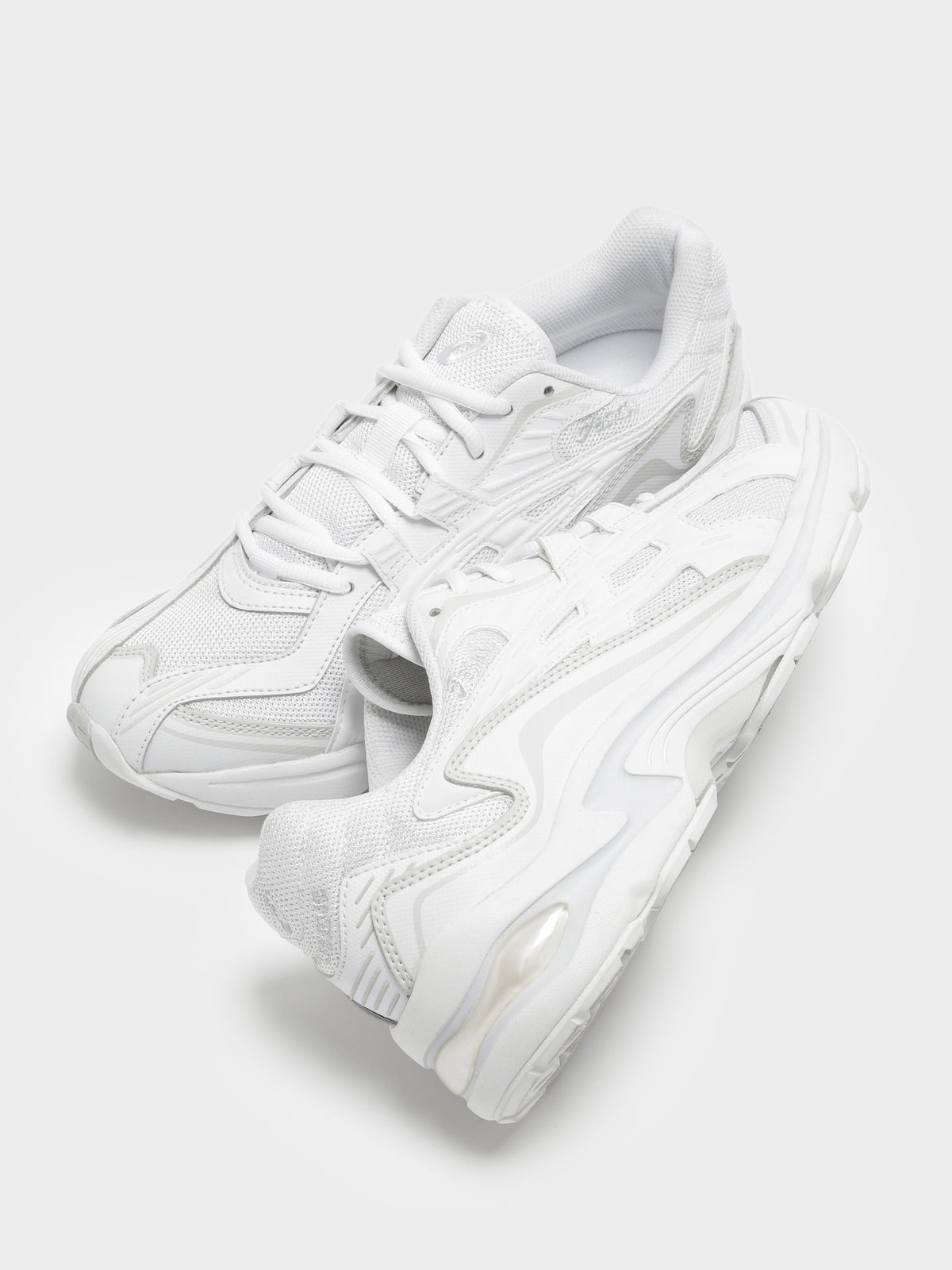 Mens GEL-PRELEUS Sneakers in White