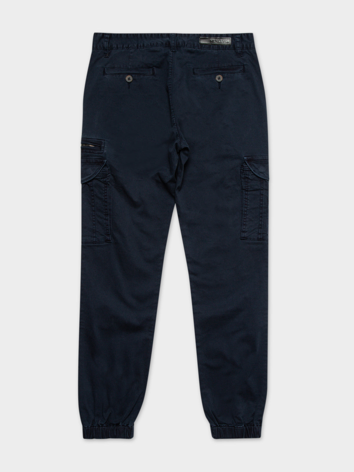 Eagle Cargo Pants in Dark Navy