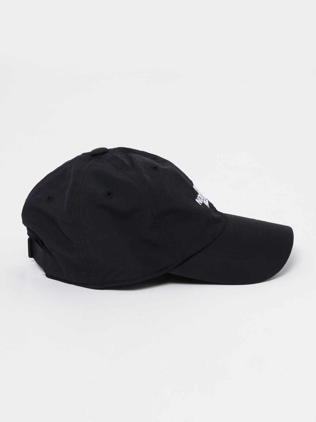 Horizon Baseball Cap in Black
