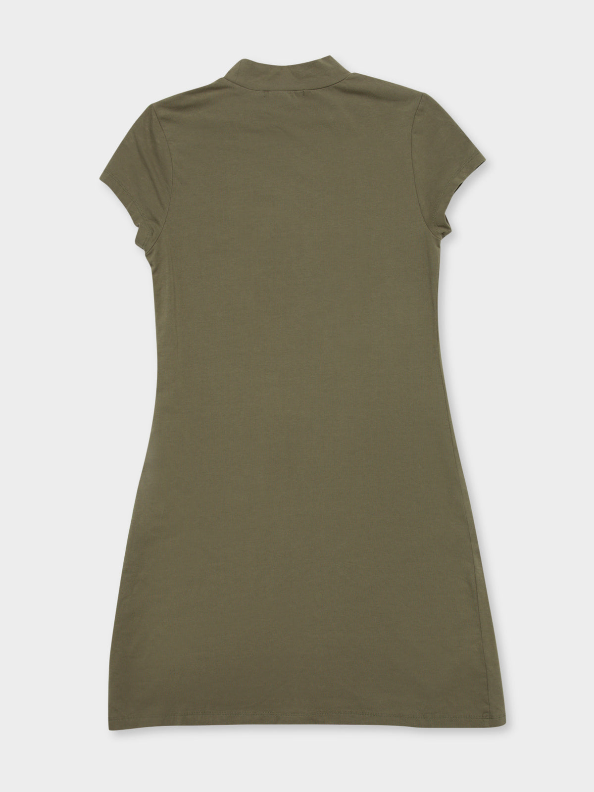 Montrose Mini Dress in Khaki
