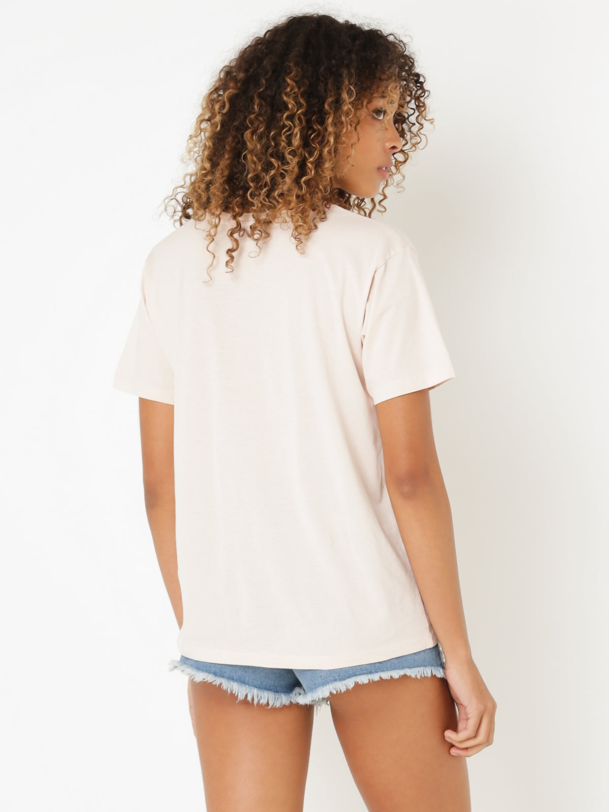 Paradise T-Shirt in Blush