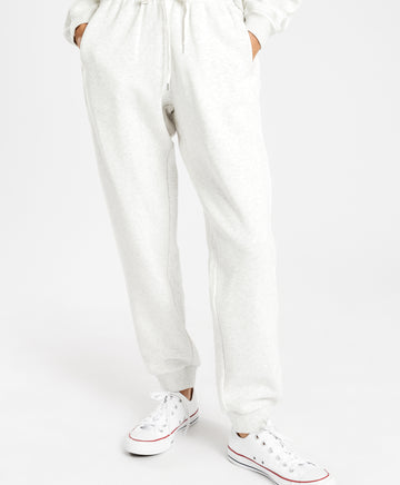 Carter Classic Trackpants in Snow Marle