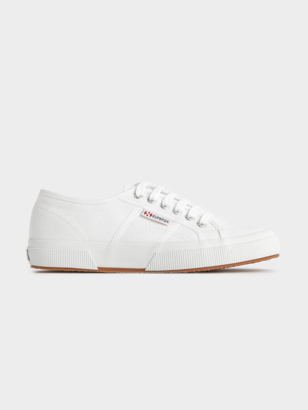 Unisex 2750 Cotu Classic Sneaker in White Canvas