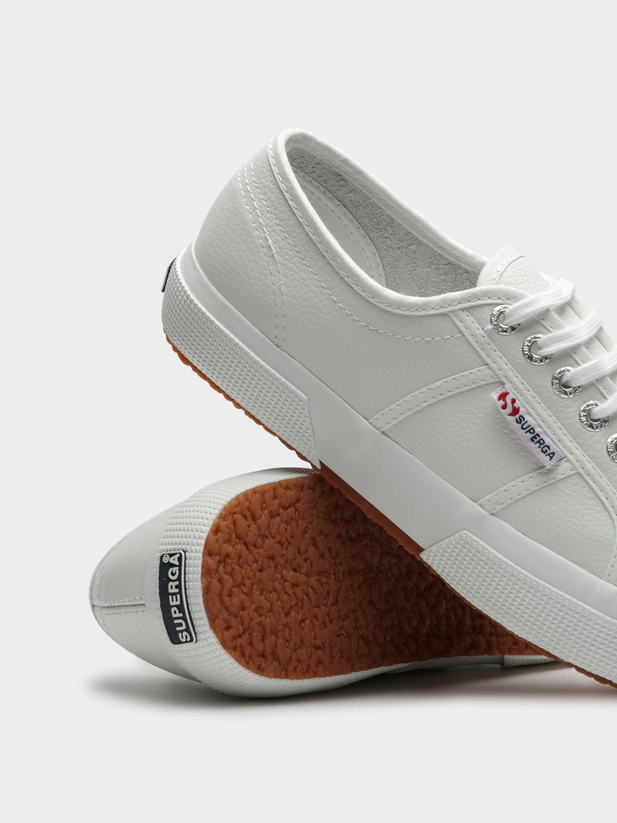 Unisex 2750 Cotu Classic Sneakers in White Leather