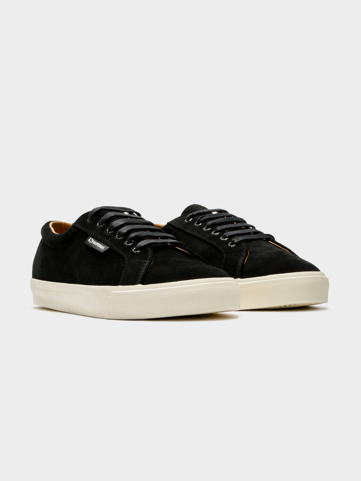 Womens 2804 Sueu Sneakers in Black