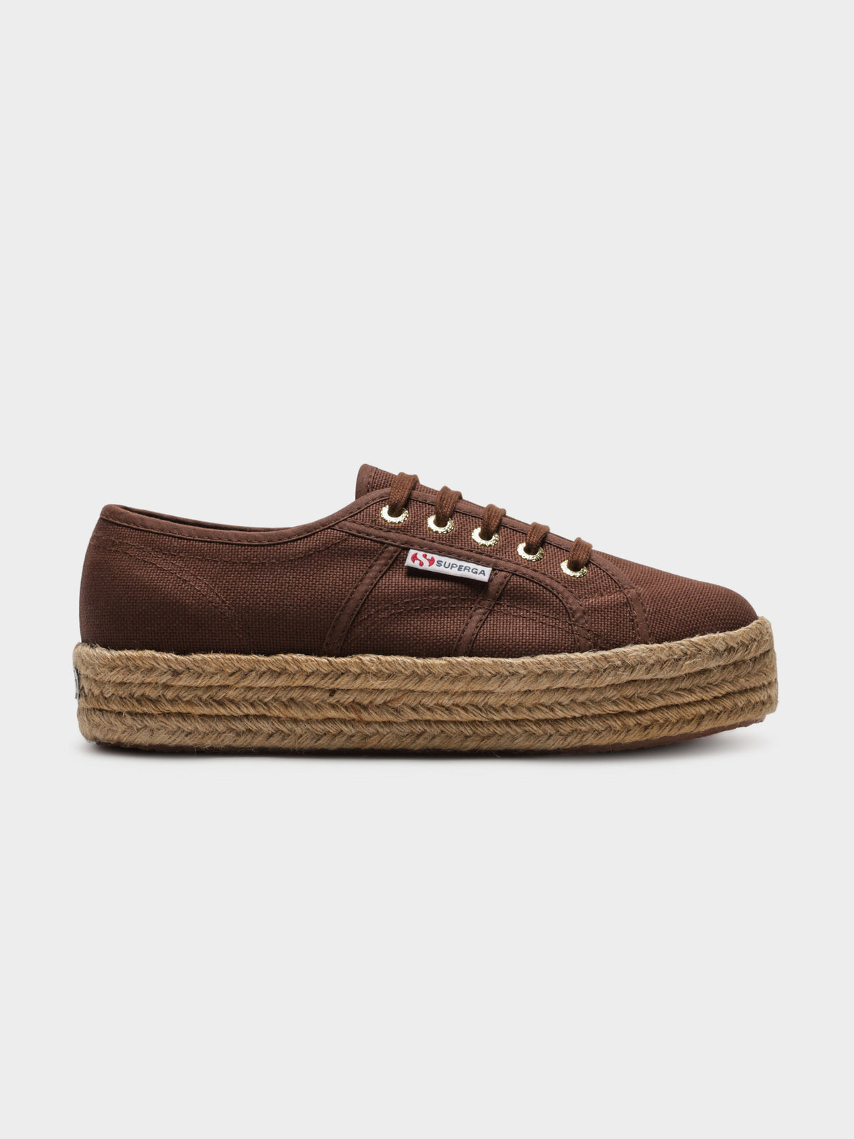 2730 Cotropew Sneakers in Brown Castagna