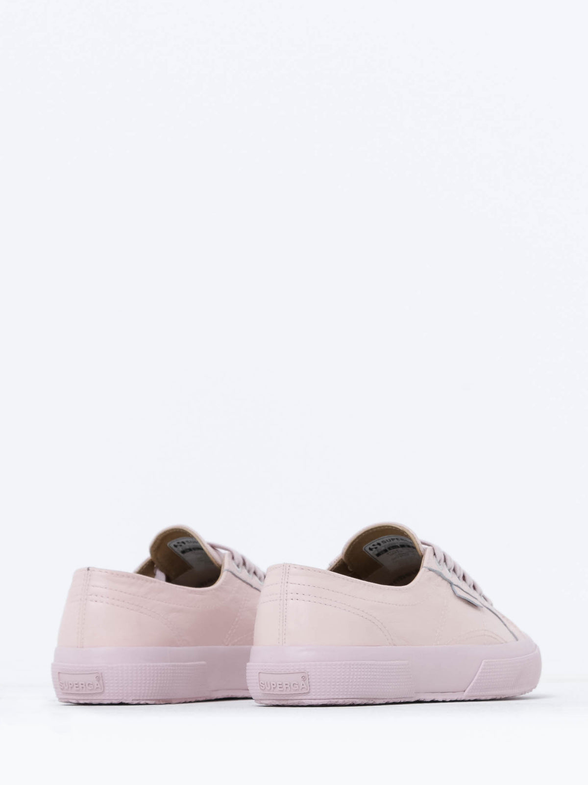 Womens 2750 Sneakers in Pink Leather
