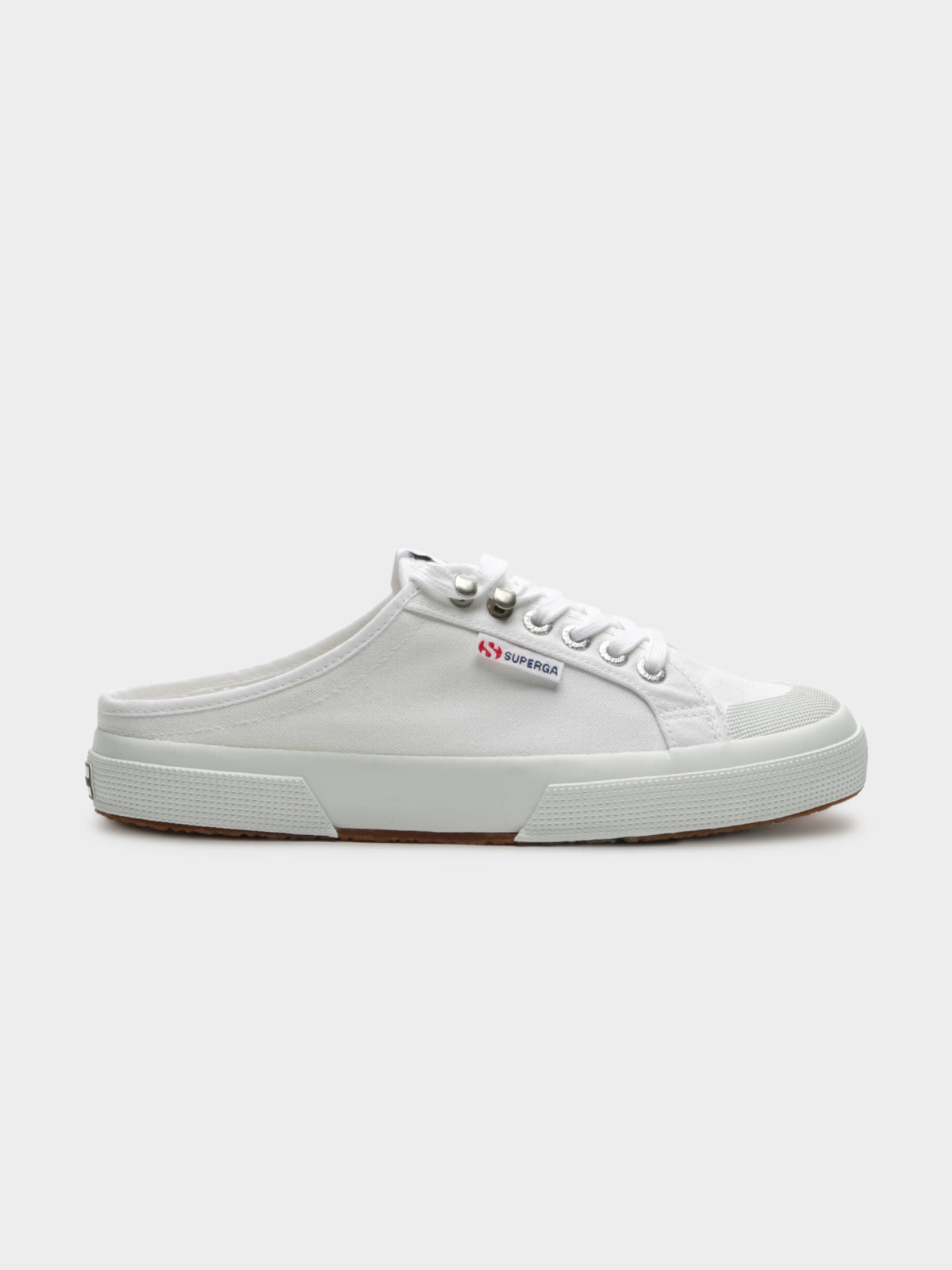 Alexa Chung 2292 Cot Hook Sneakers in White