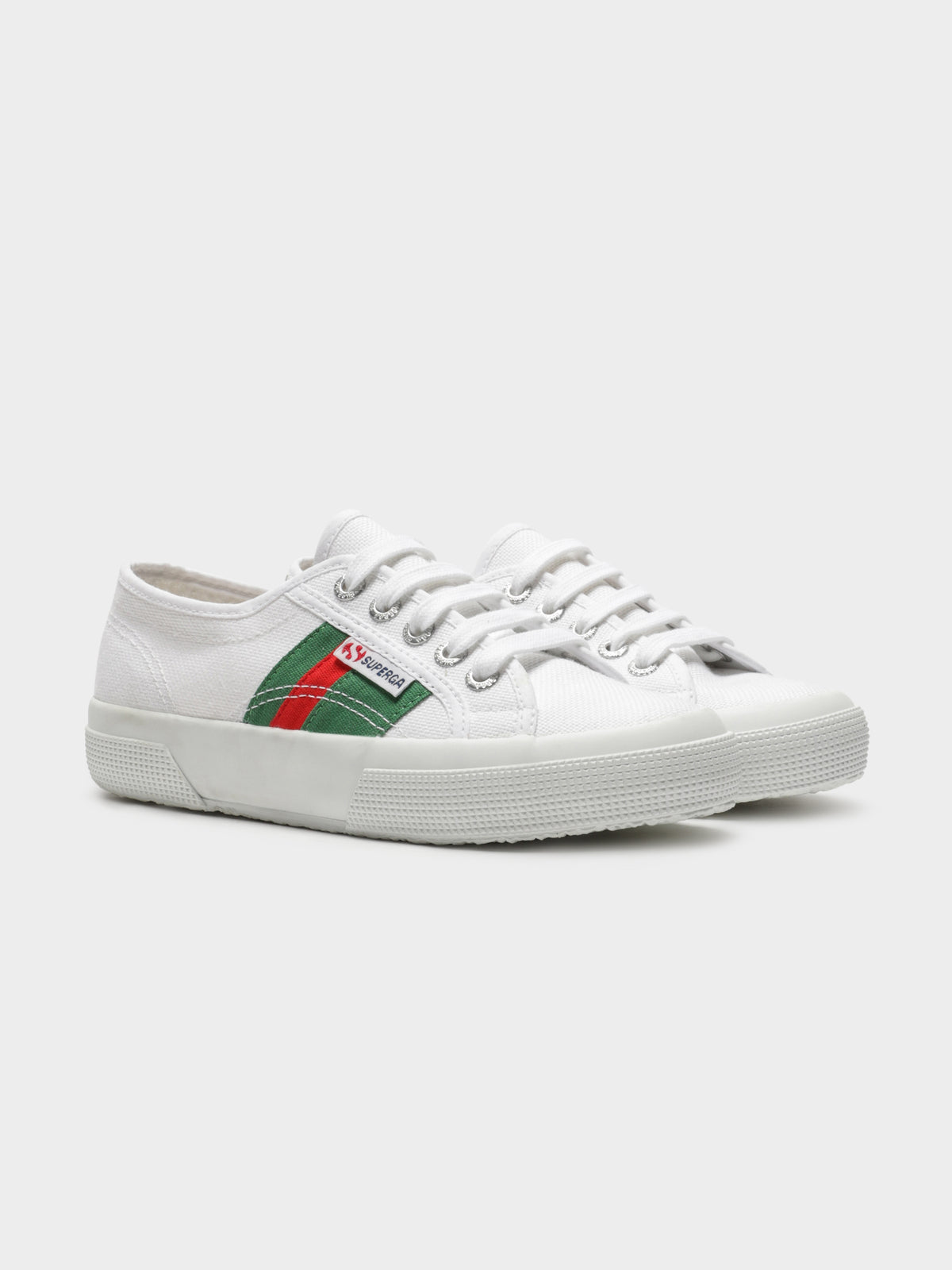 Womens 2750 Cotuflagside in White