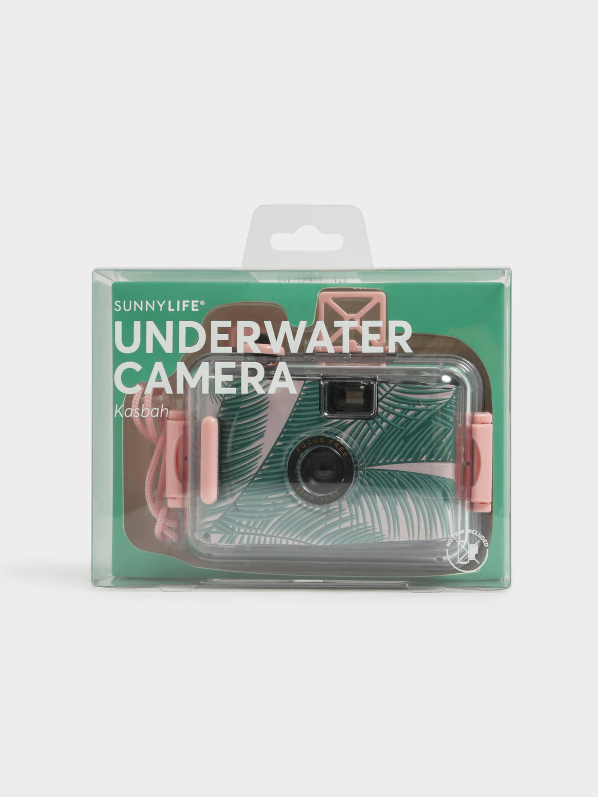 Underwater Camera in Kasbah