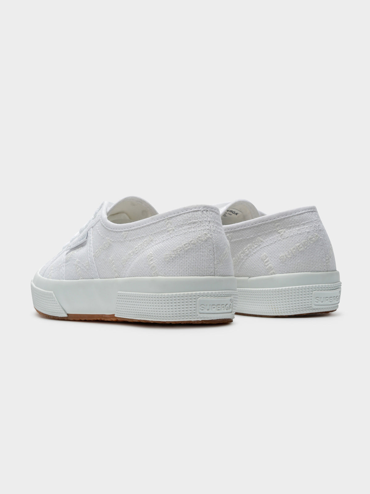 Womens 2750 Cotu Logo Sneakers in White