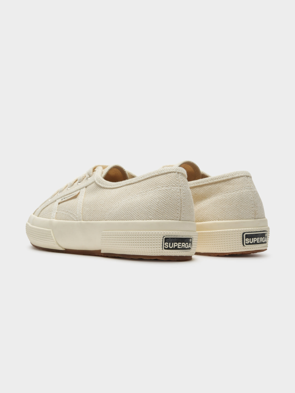 Womens 2750 Organic Cotton Hempu Sneakers in Natural Beige
