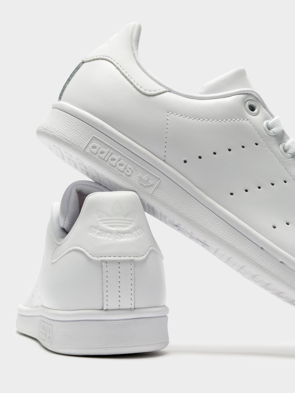 Unisex Stan Smith Sneakers in White
