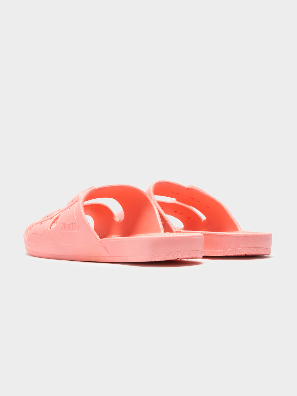 Womens Freedom Moses Slides in Pink Martini