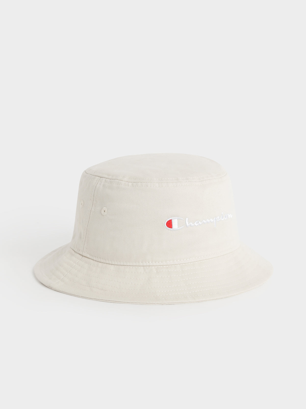 Life Bucket Hat in Pebblestone