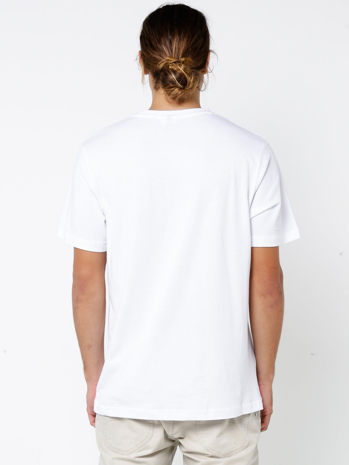 Prado T-Shirt in White