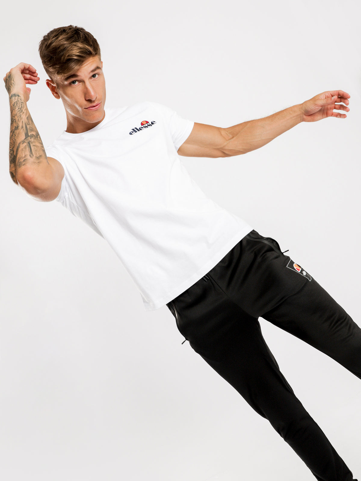 Voodoo Short Sleeve T-Shirt in White