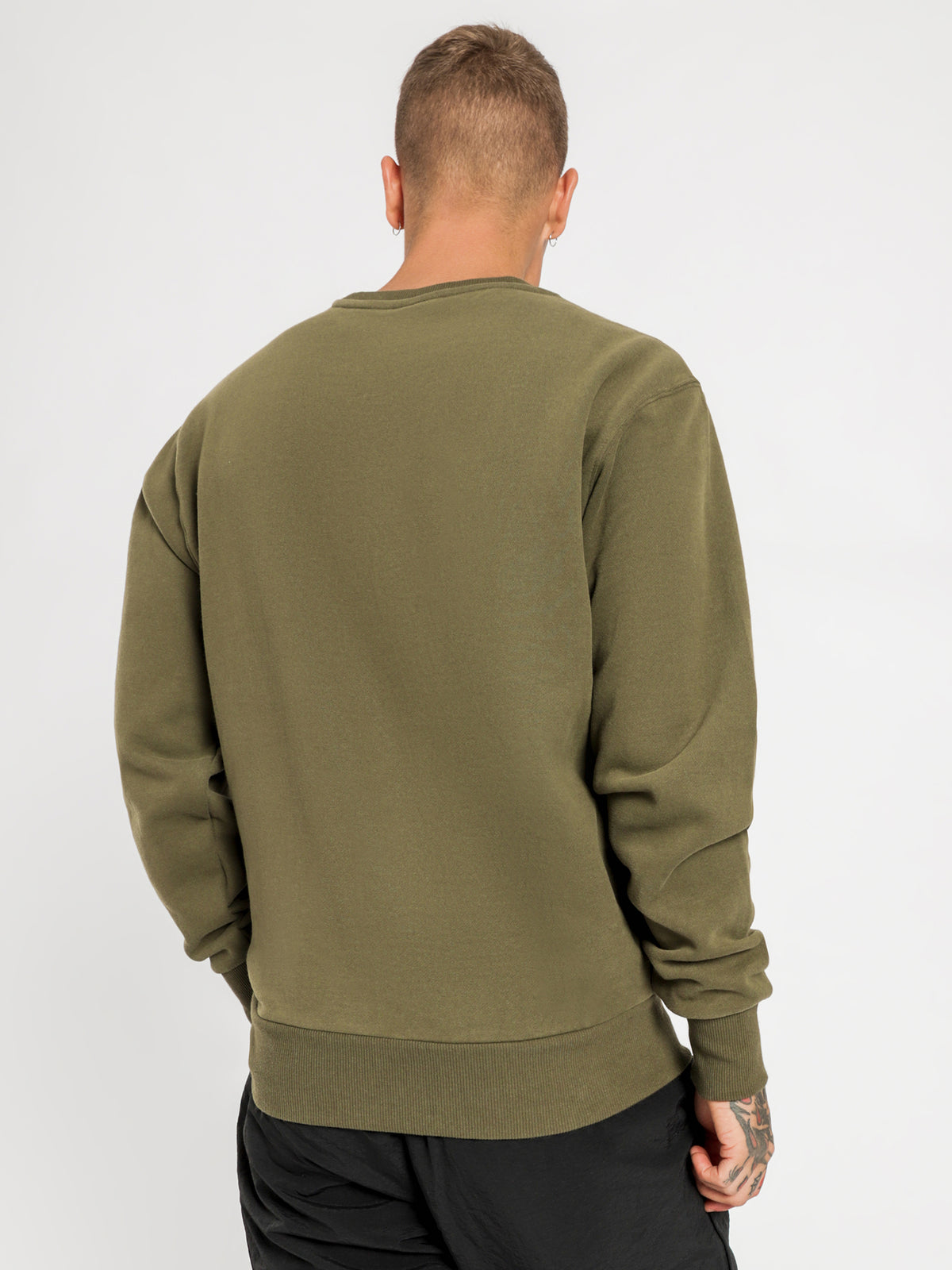 Diveria Sweatshirt in Khaki