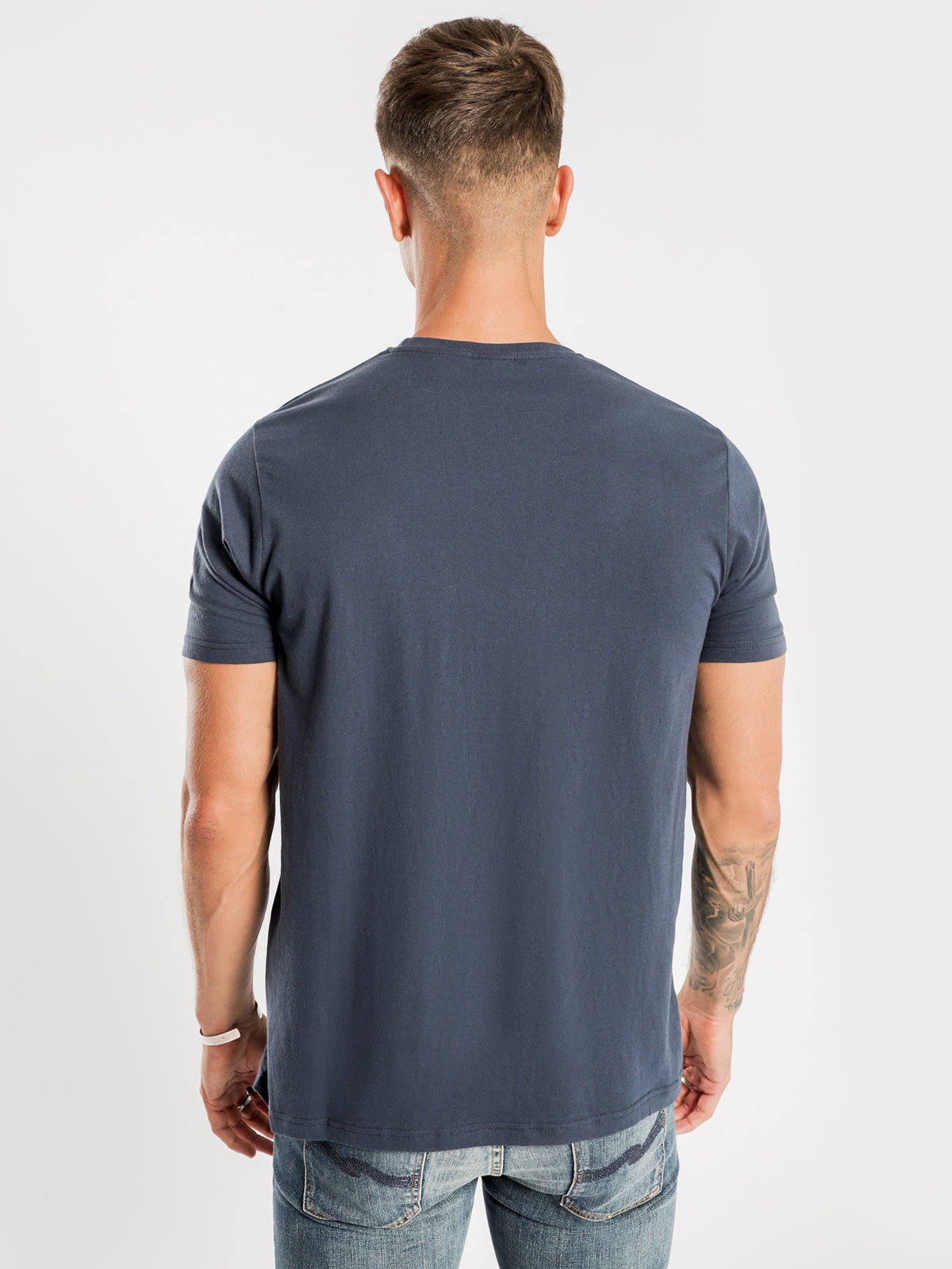 Canaletto T-Shirt in Navy