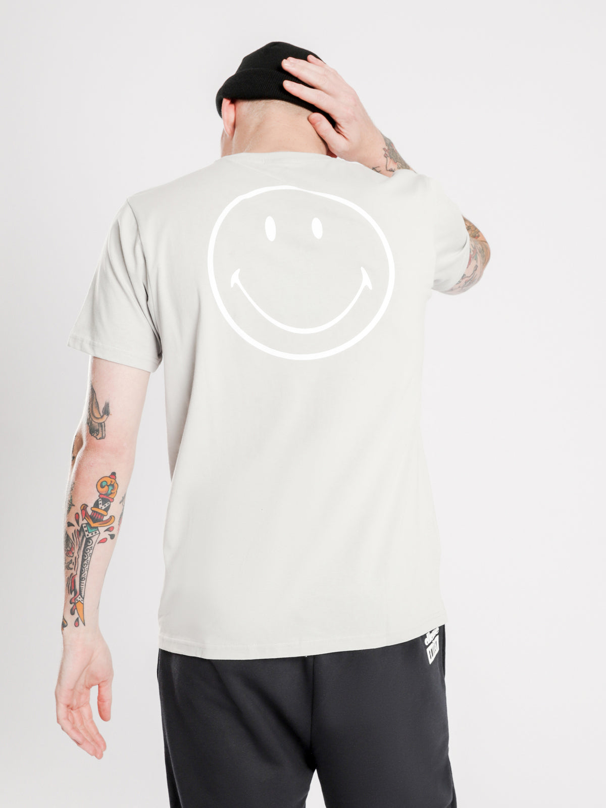 SMILEY Rapallo T-Shirt in Grey