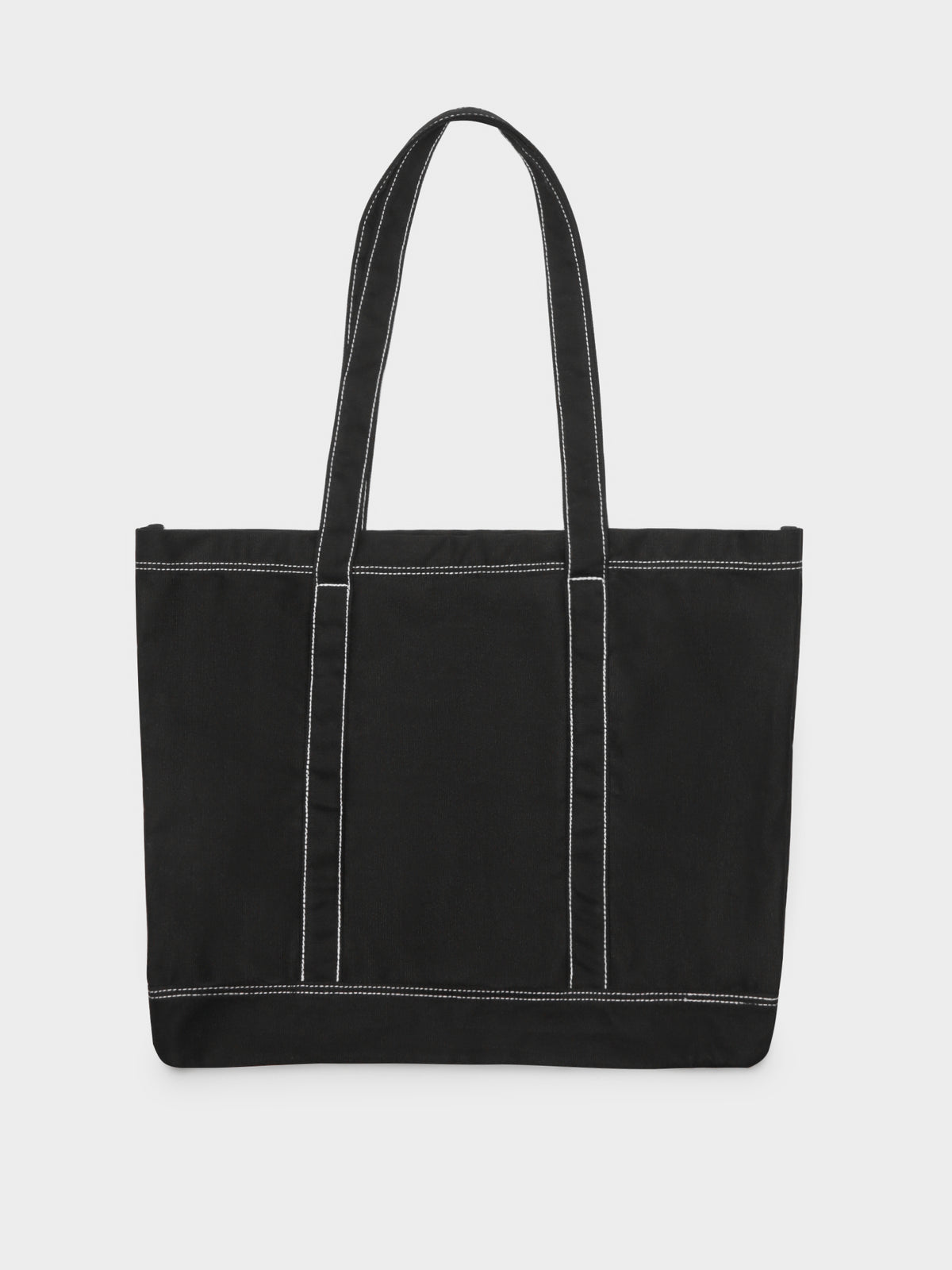 Stock Tote Bag in Black