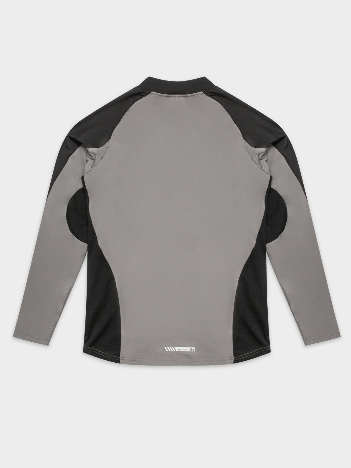 Bastio Long Sleeve in Grey & Black