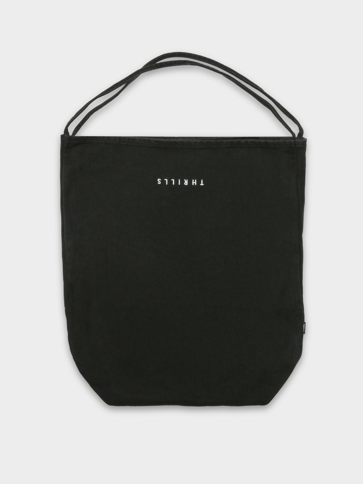 Minimal Thrills Tote in Black