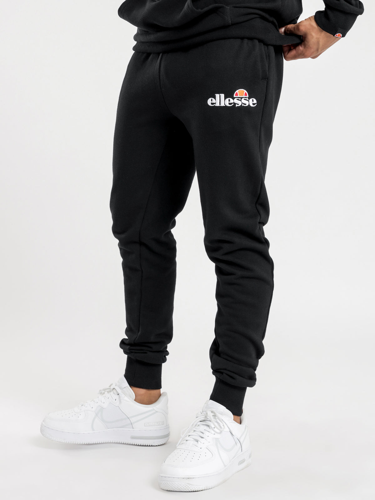 Nioro Track Pants in Black