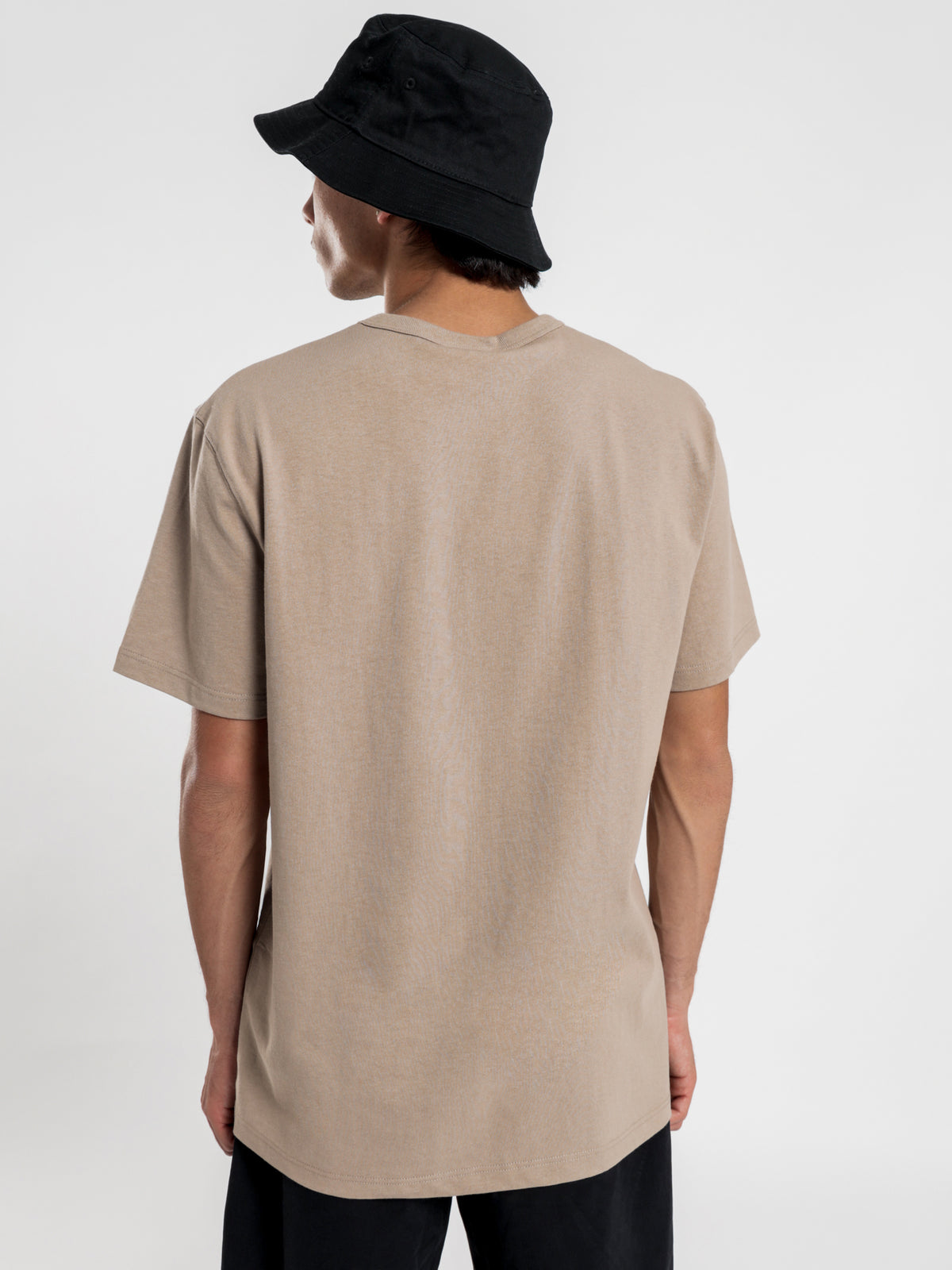 Heritage T-Shirt in Dark Khaki