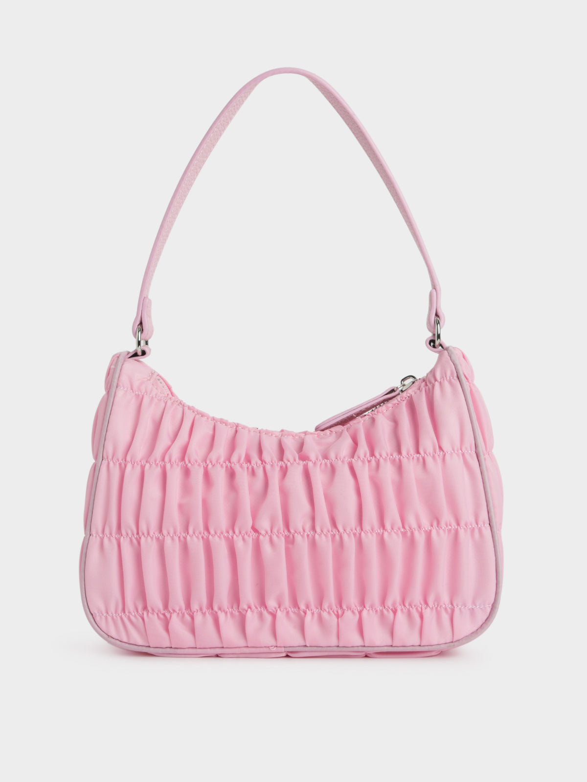 Tyra Shoulder Bag in Pink