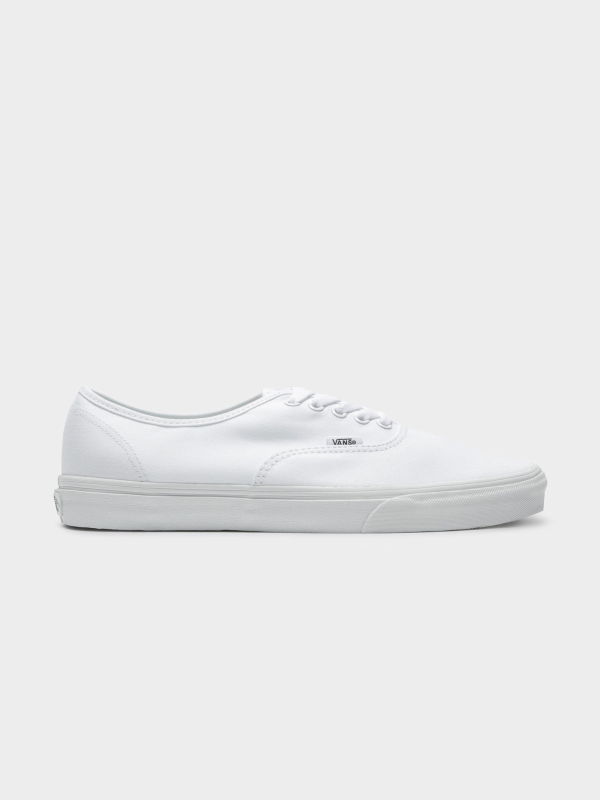 Unisex Authentic Sneakers in White
