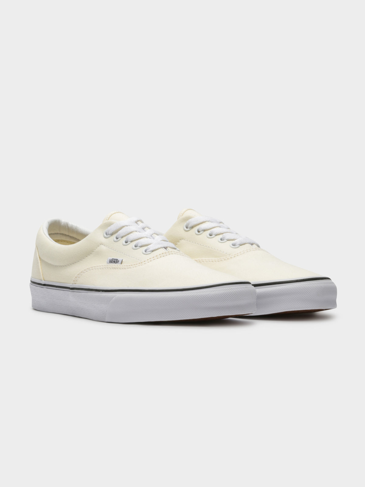 Mens Era Sneakers in Off White