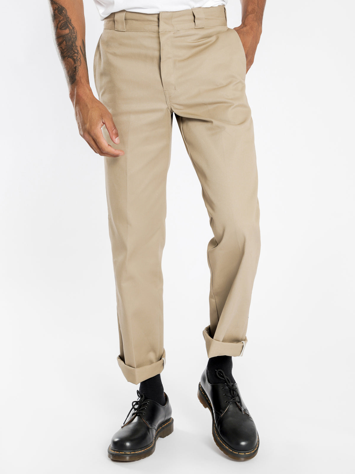 874 Original-Fit Work Pants in Tan Khaki