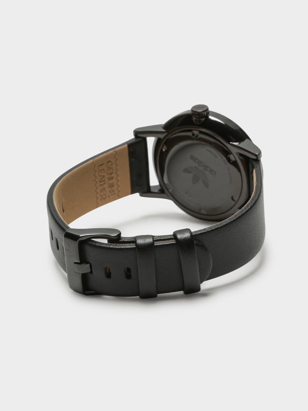Unisex District_L1 Analog 40mm Watch in Black