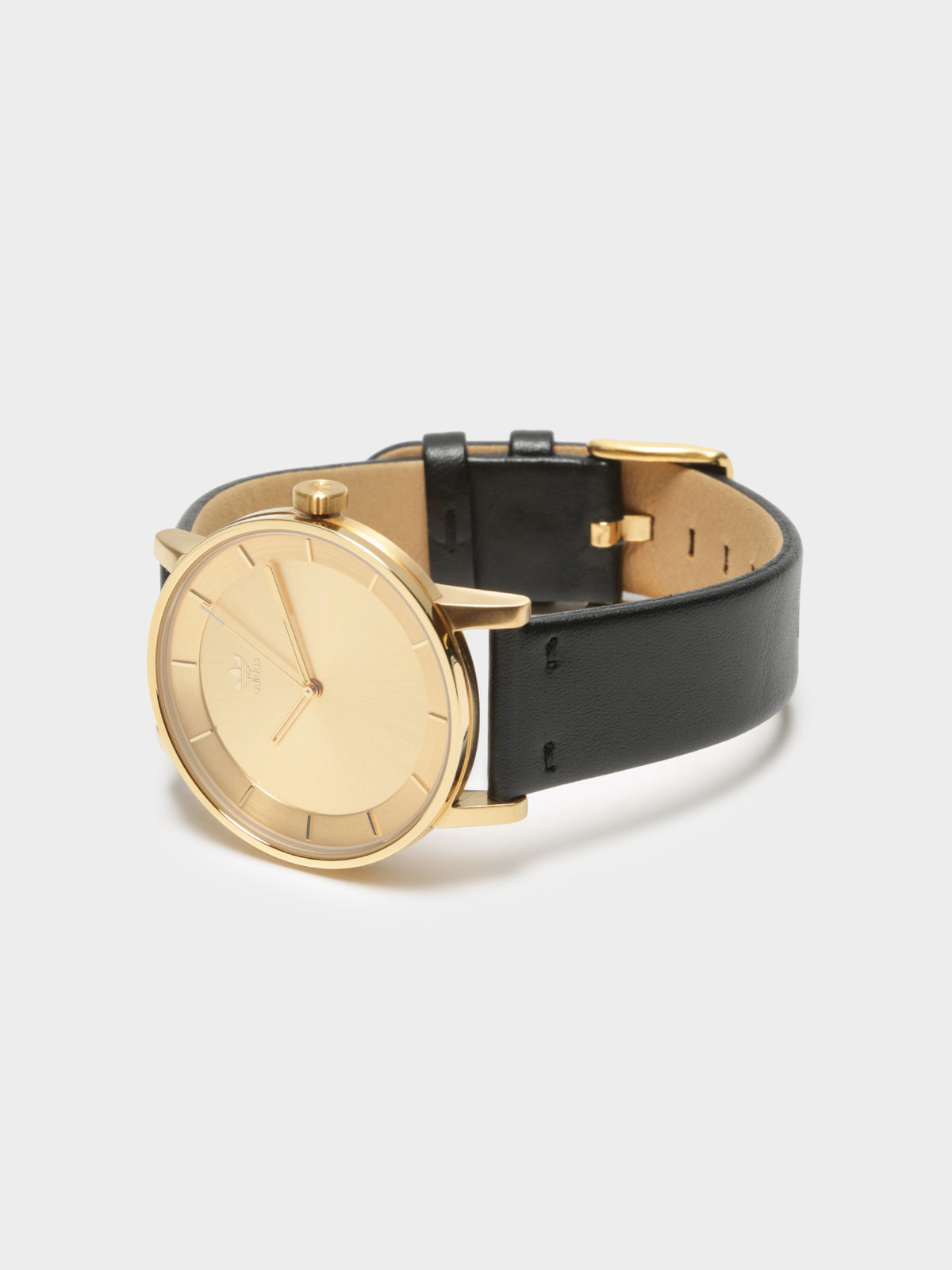 District_L1 Analogue Watch in All Gold & Black