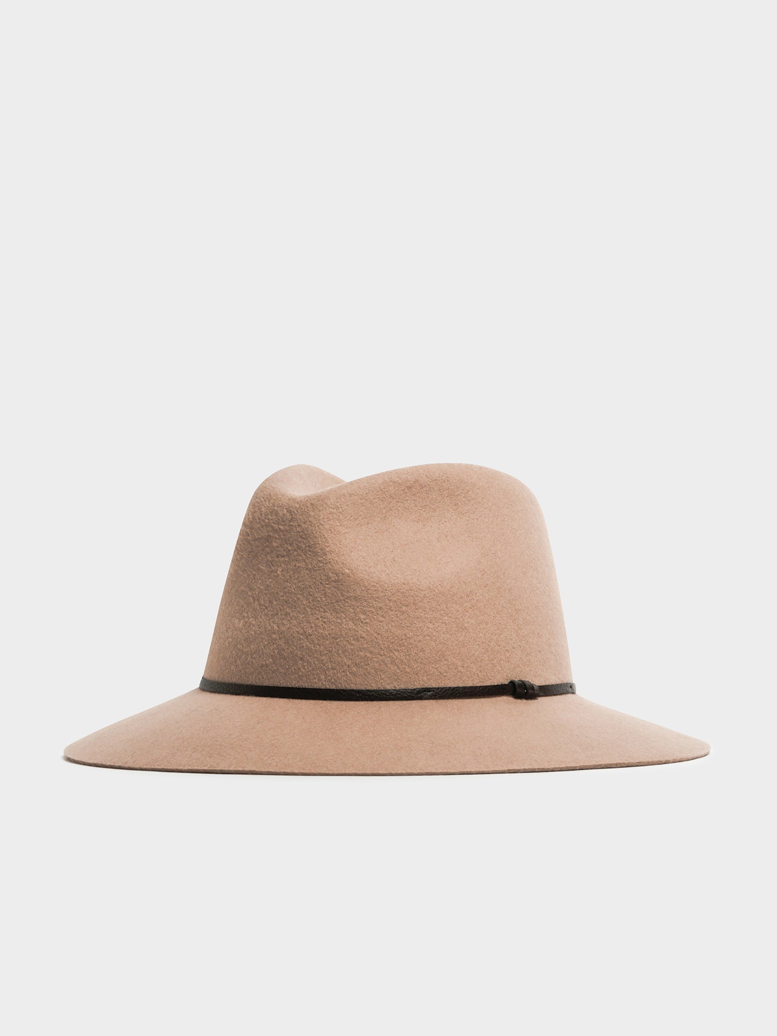 Splendour Fedora in Sand