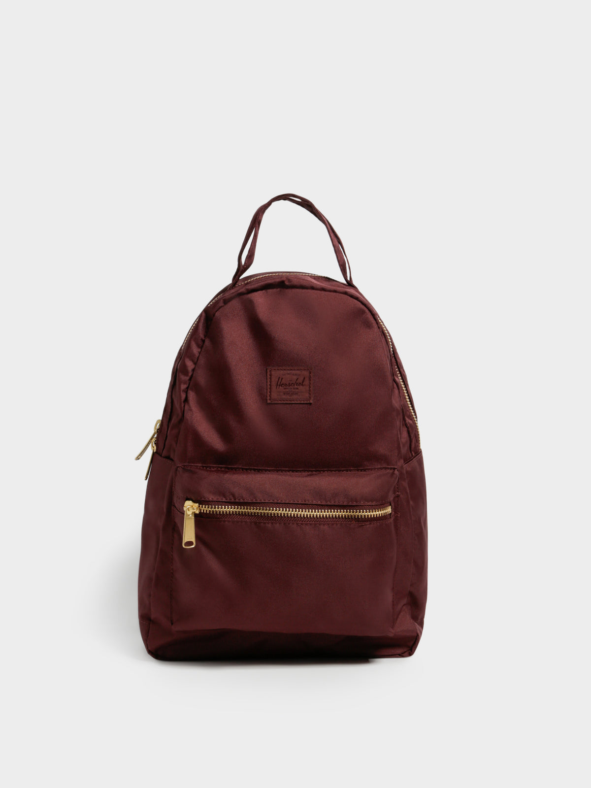 Nova Small Backpack in Plum Purple
