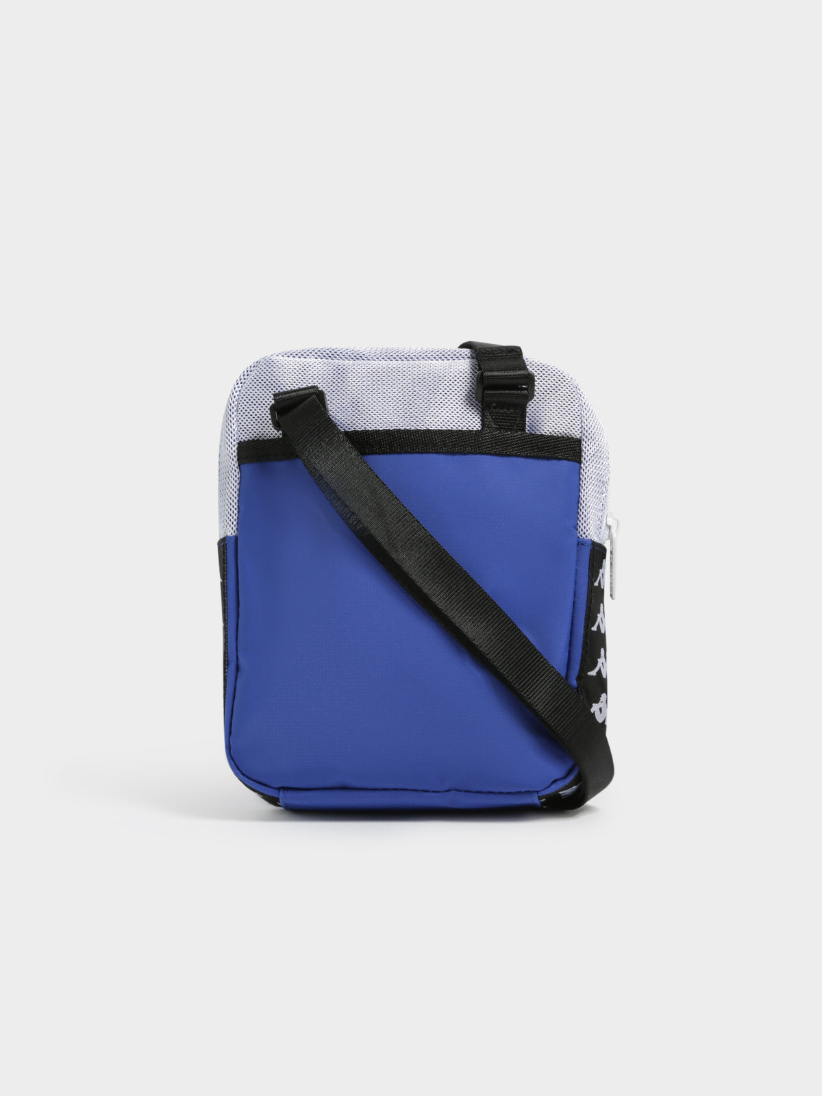 222 Banda Bayes Crossbody Bag in Blue Royal & Black