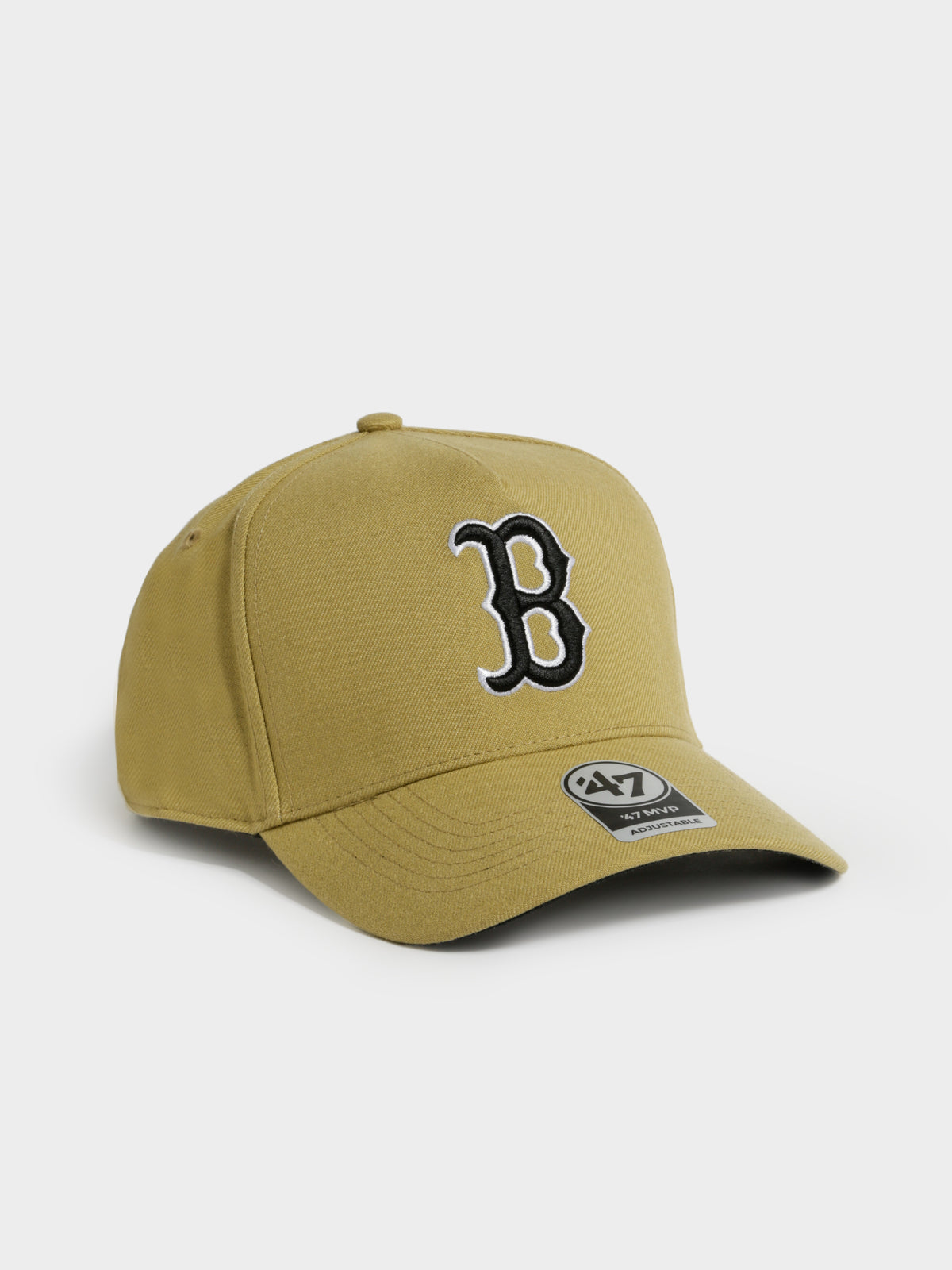 MVP Boston Red Sox Cap in Gold Brown