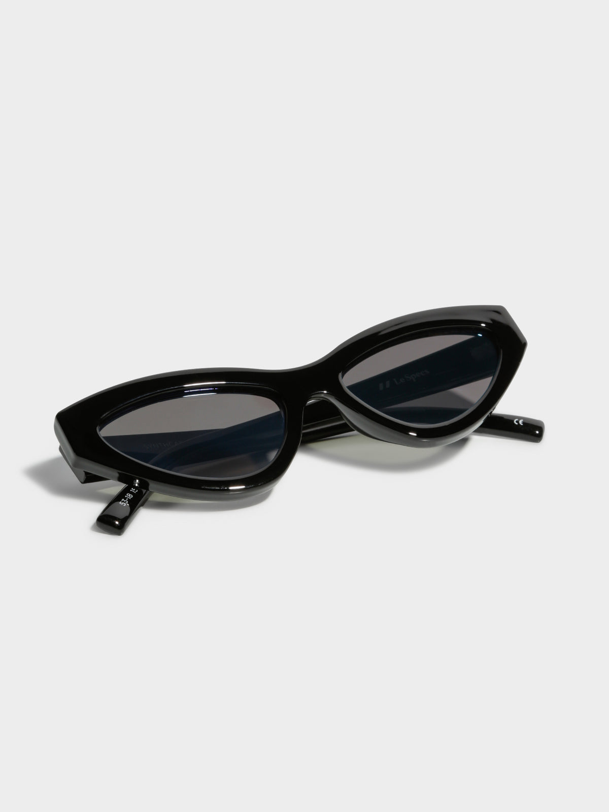 Synthcat Sunglasses in Black