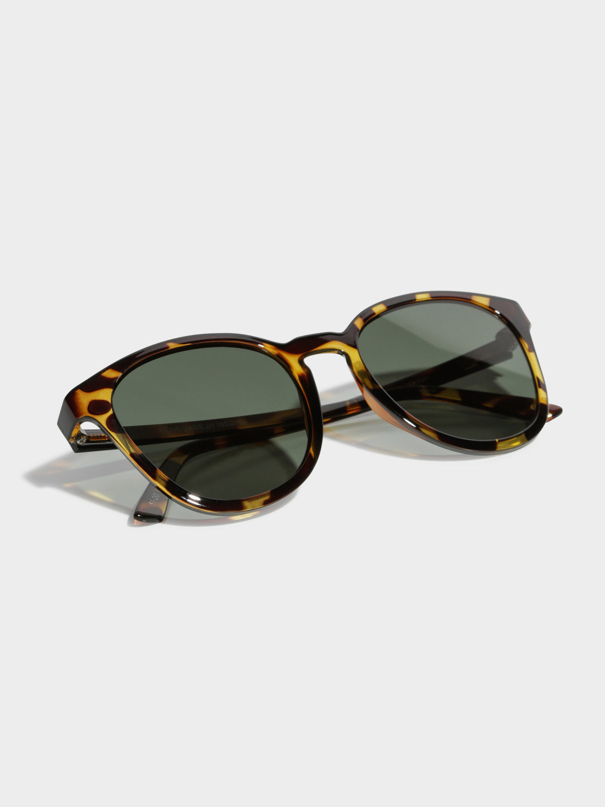 Renegade Sunglasses in Syrup Tortoiseshell