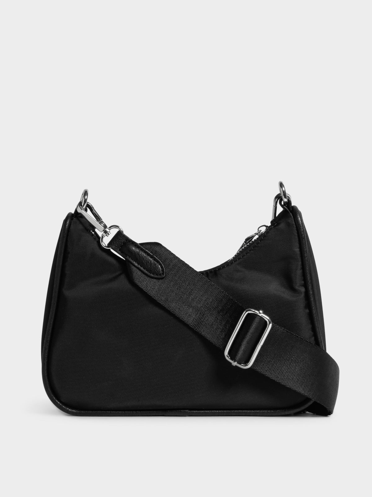 Paloma Cross Body Bag in Black