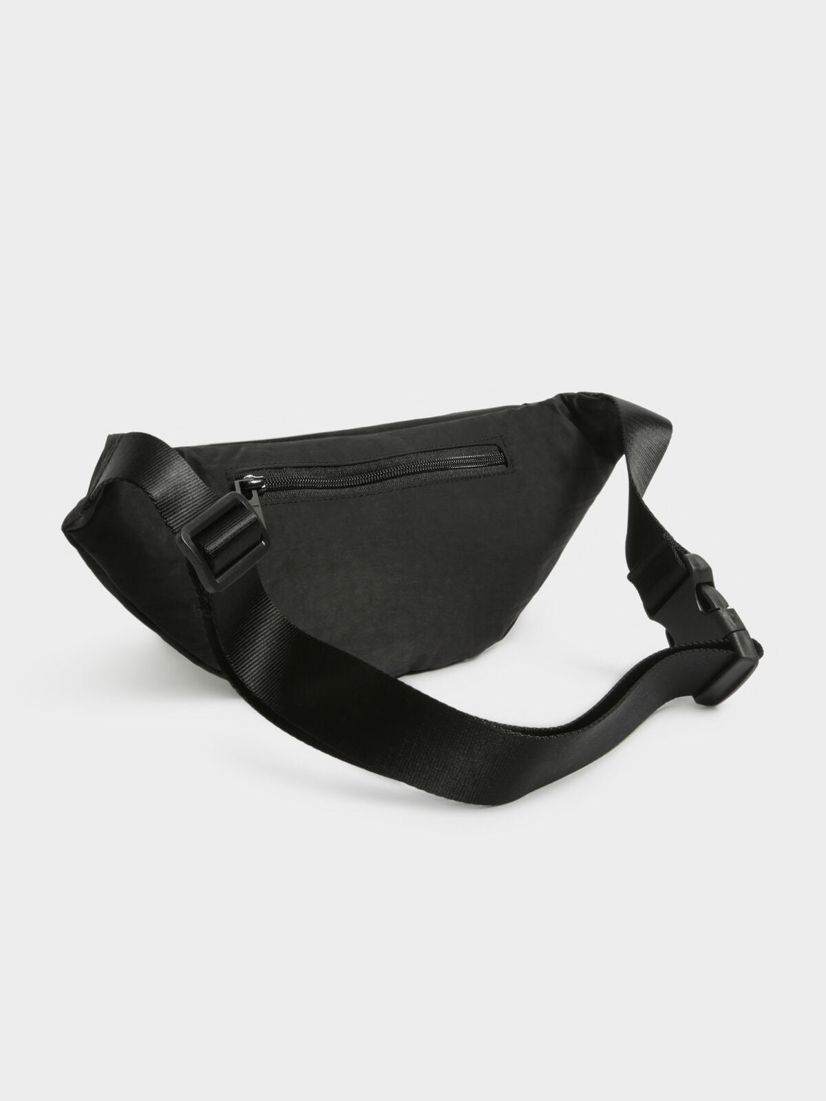 Stock Waist Bag in Black