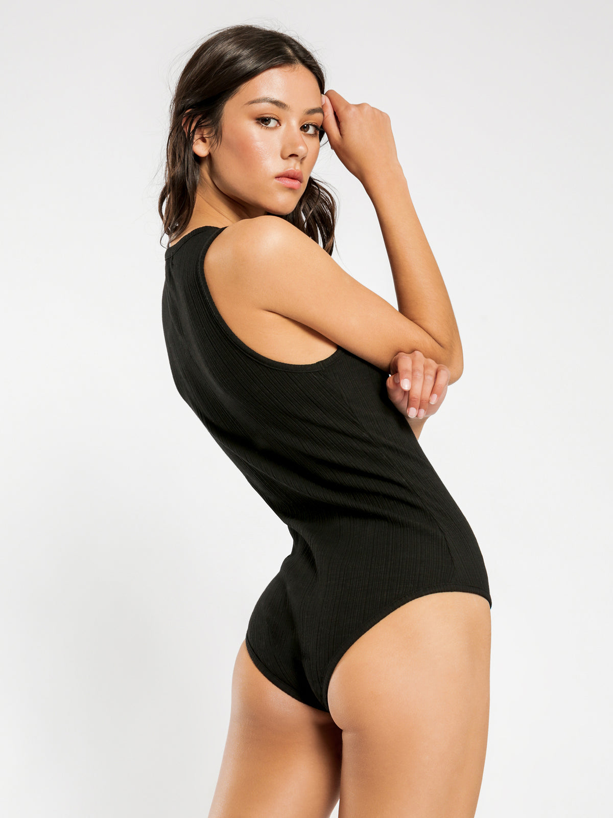Austin Bodysuit in Black